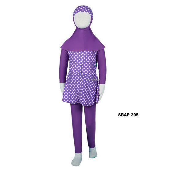 Jual Baju Renang Anak Perempuan Murah Sulbi SBAP 205