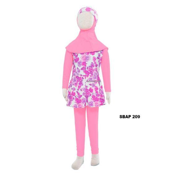 Jual Baju Renang Anak Perempuan Murah Sulbi SBAP 209
